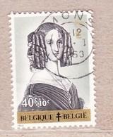 1962 Nr 1233 Gestempeld,zegel Uit Reeks Koninginnen Van Belgie. - Belgien