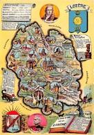 Lozère - Plan Départemental N'48 - France