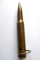 CARTOUCHE DE 13.2X96 MM HOTCHKISS COURT FRANÇAISE - Armes Neutralisées