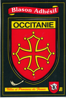 "Blason Adhésif "" OCCITANIE "" - Unclassified"