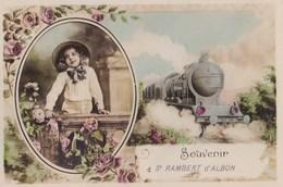 SAINT-RAMBERT D'ALBON - Souvenir - Andere Gemeenten