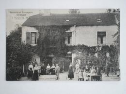 1916 VOISEY Fromagerie DUPORT HTE MARNE Bourbonne Les Bains Joinville Chaumont Langres Chalindrey Châteauvillain N°2/2 - Bourbonne Les Bains