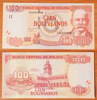 Bolivia 100 Bolivianos 2011 UNC - Bolivië