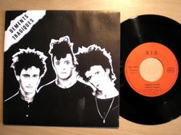 "DEMENTS TRAGIQUES Rare Original French 7"" Street Punk Rock KBD Metal Urbain - Rock"