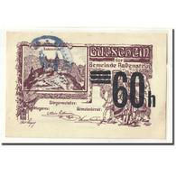 Billet, Autriche, Rabenstein, 60 Heller, Paysage, 1920, 1920-04-19, SPL, Mehl:FS - Autriche