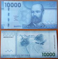Chile 10000 Pesos 2012 UNC - Chili