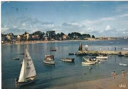 56. LARMOR PLAGE. LE PORT. ANNEE 1967 - Lorient