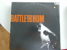 U 2  Rattle And Hum (brown Transluscent 2 LP) - Rock