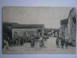 1916 BEURVILLE La Fontaine HTE MARNE Doulevant Le Château Eclaron Saint Dizier Wassy Chaumont Langres Bourbonne Colombey - Montier-en-Der