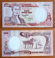 Colombia 100 Pesos Oro 1991 UNC - Colombie