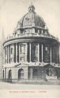 OXFORD -  THE CAMERA OR RADCLIFFE LIBRARY Pre-1918 O176 - Oxford