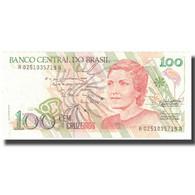 Billet, Brésil, 100 Cruzeiros, KM:228, NEUF - Brésil