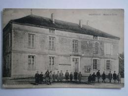 ECOLE De BEURVILLE 52 HTE MARNE Doulevant Le Château Eclaron Sommevoire Saint Dizier Wassy Chaumont Langres Bourbonne .. - Montier-en-Der