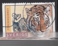 Sweden 1998 Used Scott #2261 (3.50k) Jan Lindblad, Tigers - Suède