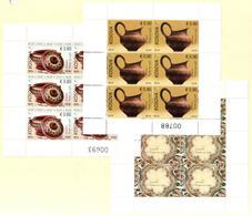 Kosovo Stamp 2018. Artisan – Clay Works. Mini Sheet MNH - Kosovo