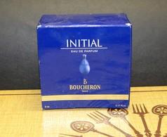 Miniature INITIAL BOUCHERON   5 ML - Miniatures Femmes (avec Boite)