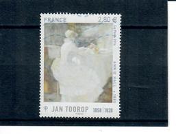 Yt 5033 Serie Artistique Jan Toorop - France