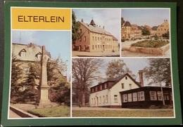 Ak DDR - Elterlein - Stadtansichten - Elterlein