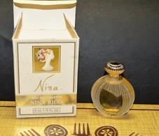 Miniature  NINA RICCI 6 ML - Miniatures Modernes (à Partir De 1961)