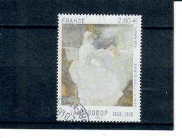 Yt 5033 Serie Artistique Jan Toorop Cachet Rond - France