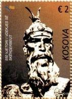 Kosovo Stamps 2018. 550th Anniversary Of Skanderbeg's Death. Set MNH - Kosovo