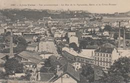 CPA Lyon-Vaise - Vue Panoramique - La Rue De La Pyramide, Serin Et La Croix-Rousse - Other