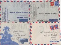 Guerre D'Algerie - Poste Aux Armees AFN - Lot De 20 Lettres - Voir Scan - Marcophilie (Lettres)
