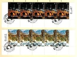Kosovo Stamps 2018. Europa CEPT: Bridges. CTO Set MNH. You Can Choose One - Kosovo