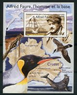 TAAF  FRENCH ANTARCTIC TERRITORY  2018  Alfred Faure   Oiseaux   Birds   éléphant De Mer . - Blocs-feuillets