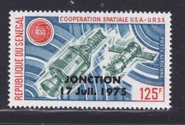 SENEGAL AERIENS N°  148 ** MNH Neuf Sans Charnière, TB (D7995) Cosmos, Jonction, Coopération Spatiale USA URSS -1975 - Senegal (1960-...)