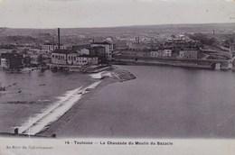 Toulouse, La Chaussée Du Moulin Du Bazacle (pk54007) - Toulouse