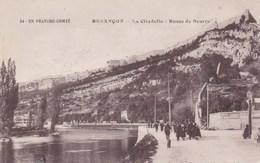 BESANCON LA CITADELLE ROUTE DE REURE (dil223) - Besancon