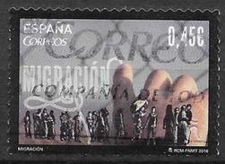LOTE 1228 /// ESPAÑA AÑO 2016 MIGRACION - 1931-Hoy: 2ª República - ... Juan Carlos I
