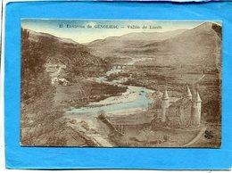 GENOLHAC-Vallée De Luech -le Chateau Ao Bord De La Rivière-années 1910-20 - Francia