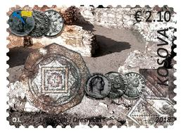 "Kosovo Stamps 2018. Heritage - Ancient Locality ""Dresnik"". Set MNH - Kosovo"