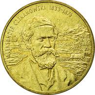 Monnaie, Pologne, Aleksander Czekanowski (1833-1876), 2 Zlote, 2004, Warsaw - Pologne
