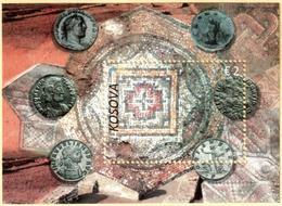 "Kosovo Stamps 2018. Heritage - Ancient Locality ""Dresnik"". Block MNH - Kosovo"