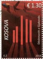 Kosovo Stamps 2018. Martyrs Of Gjakova. Dove. Birds. Set MNH - Kosovo