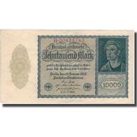 Billet, Allemagne, 10,000 Mark, 1922, 1922-01-19, KM:71, TTB - [ 3] 1918-1933 : República De Weimar