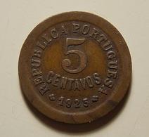 Portugal 5 Centavos 1925 - Portogallo