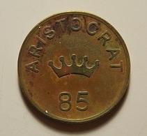 Token * Aristocrat 85 - Jetons & Médailles