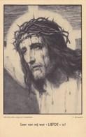 Jesus, Leer Van Mij Wat Liefde Is, J Janssens, Hernieuwen Uitgaven Roeselare (pk54019) - Jezus