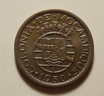 Portugal Moçambique 20 Centavos 1950 - Portugal