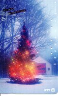 Noël Merry Christmas  Télécarte Japon Phonecard(G 51) - Noel
