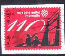 2016 SALINI IMPREGILO USATO - 6. 1946-.. Repubblica
