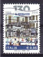 2016 IL SECOLO XIX USATO - 6. 1946-.. Repubblica