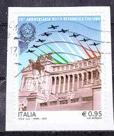 2016 ANNIVERSARIO REPUBBLICA USATO - 6. 1946-.. Repubblica