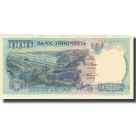 Billet, Indonésie, 1000 Rupiah, 1992, 1992, KM:129g, TTB+ - Indonésie