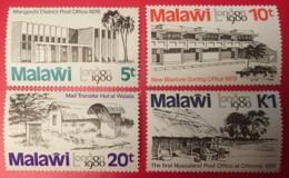 MALAWI - MNH** - 1980 - # 366/369 - Malawi (1964-...)