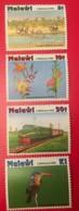 MALAWI - MNH** - 1980 - # 374/377 - Malawi (1964-...)